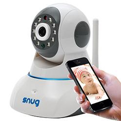 snug wifi baby camera