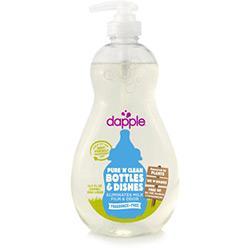 Dapple Baby Bottle and Dish Liquid Soap