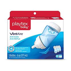 best playtex baby bottles for colic