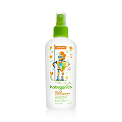 best babyganics natural mosquito repellent for babies