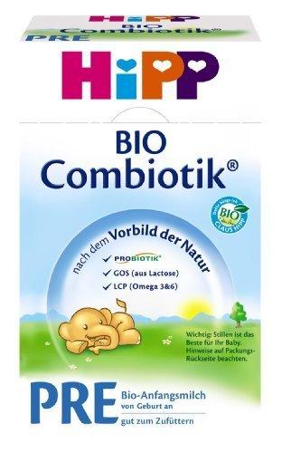 Hipp Organic Stage Pre Combiotic